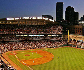 Houston Astros Stadium